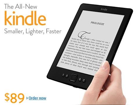 Een bon van Amazon voor e-books. Liefst geen gewone leesboeken op papier meer!