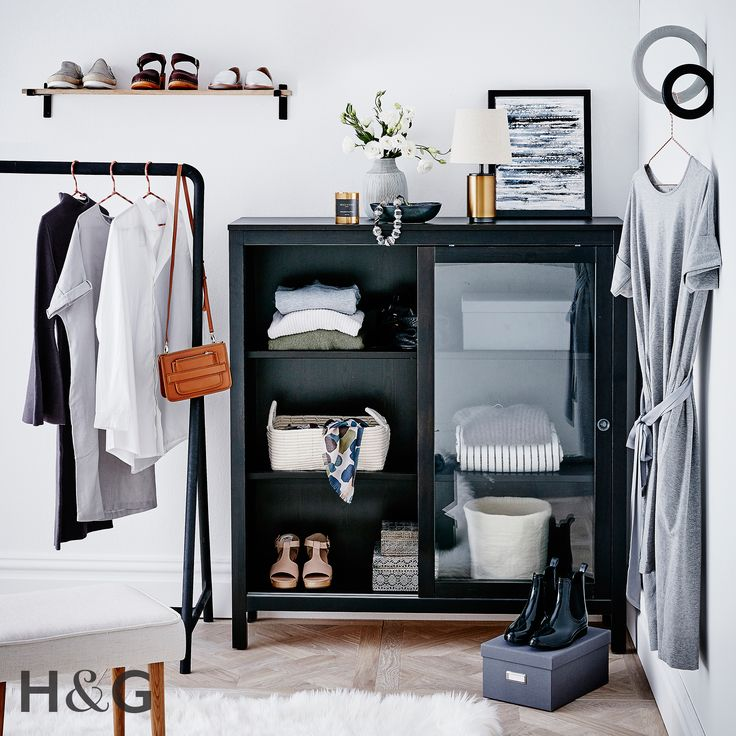 Walk-in wardrobe inspiration is just a click away. Australian House & Garden magazine by Sarah Maloney and Will Horner