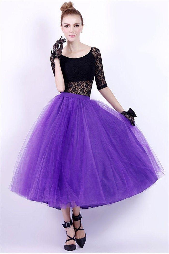 Las mejores 23 imágenes de Short purple prom dresses de Olivia lLake ...