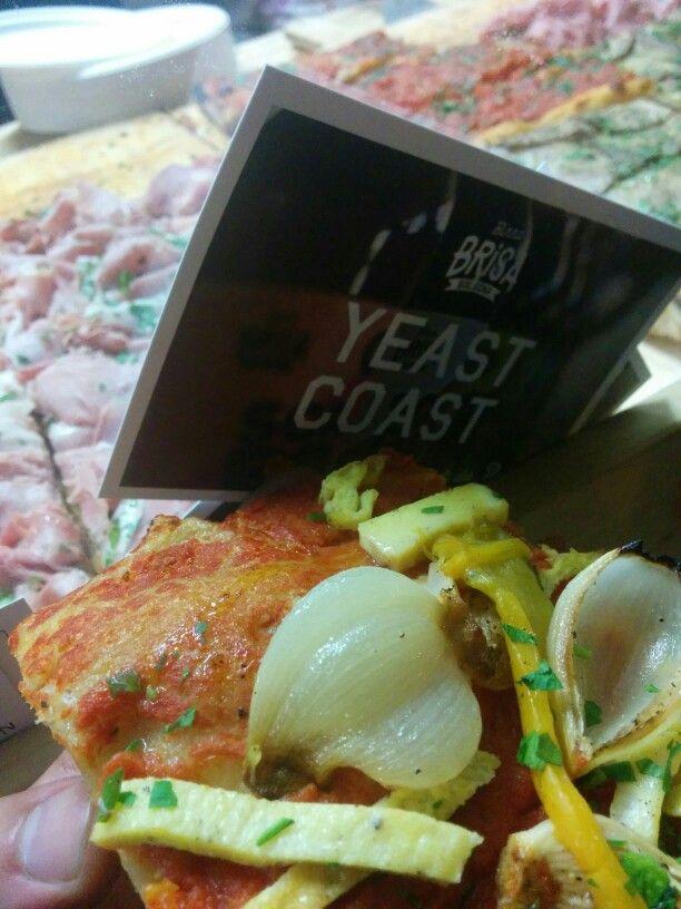Best pizza in Bologna @ Forno Brisa