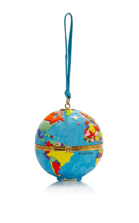 Olympia Le-Tan Spring/Summer 2015 Trunkshow Look 11 on Moda Operandi