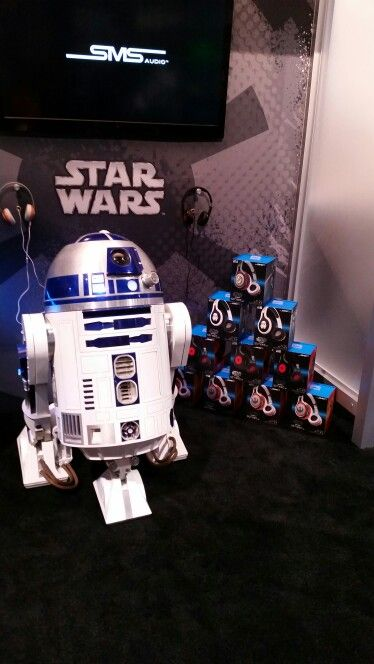 SMS Audio and Star Wars