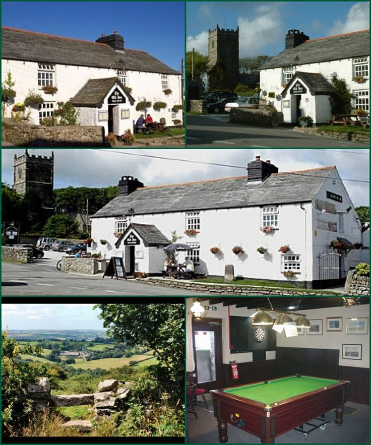 The Old Inn, St Breward, Cornwall