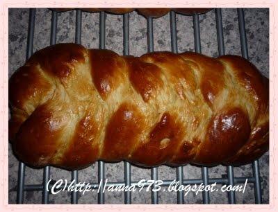 Сдобный банановый хлеб