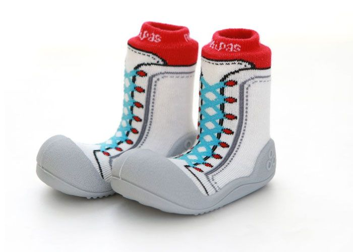 Attipas Sneaker - Red by Baby Strawberry