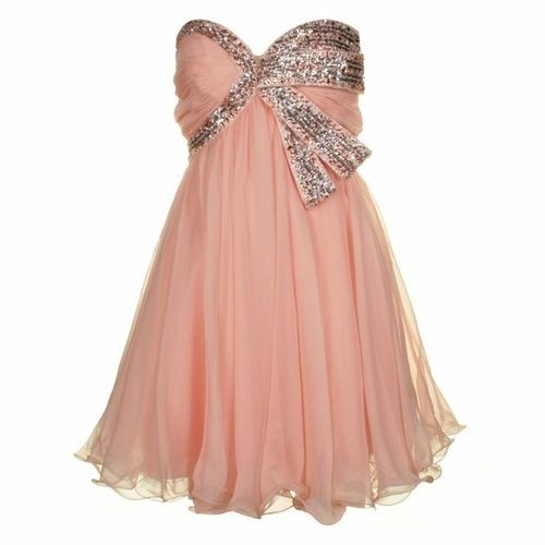 Super Cute for a summer wedding!! my-style: Birthday Dresses, Homecoming Dresses, Fashion, Bride Maids, Style, Bridesmaid Dresses, Clothing, Bridal Shower Dresses, Pink Dress