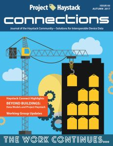 Call for Contributions to Haystack Connections Magazine - Spring 2018