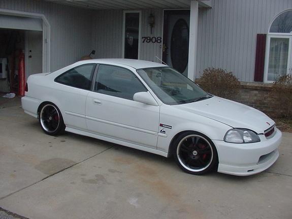 Honda Civic EK Coupe, I'd love one of these.