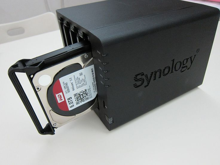 Synology DS415play - Setting Up With WD Red
