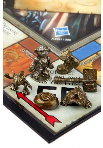 Gioco in scatola Monopoli in versione World Of #Warcraft.