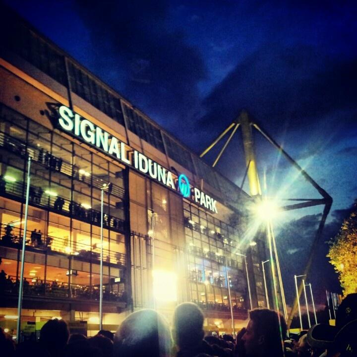 Signal Iduna Park, 18.09.2012 Borussia Dortmund - Ajax Amsterdam 1:0