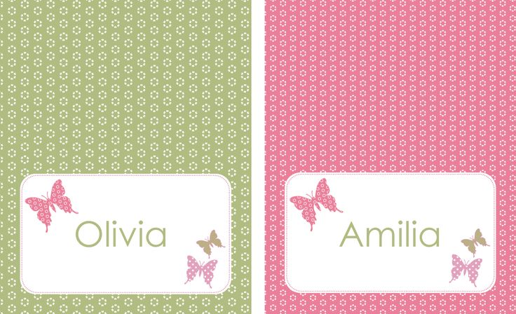 {FREE} DIY Bag Tag Template - Great for Back To School