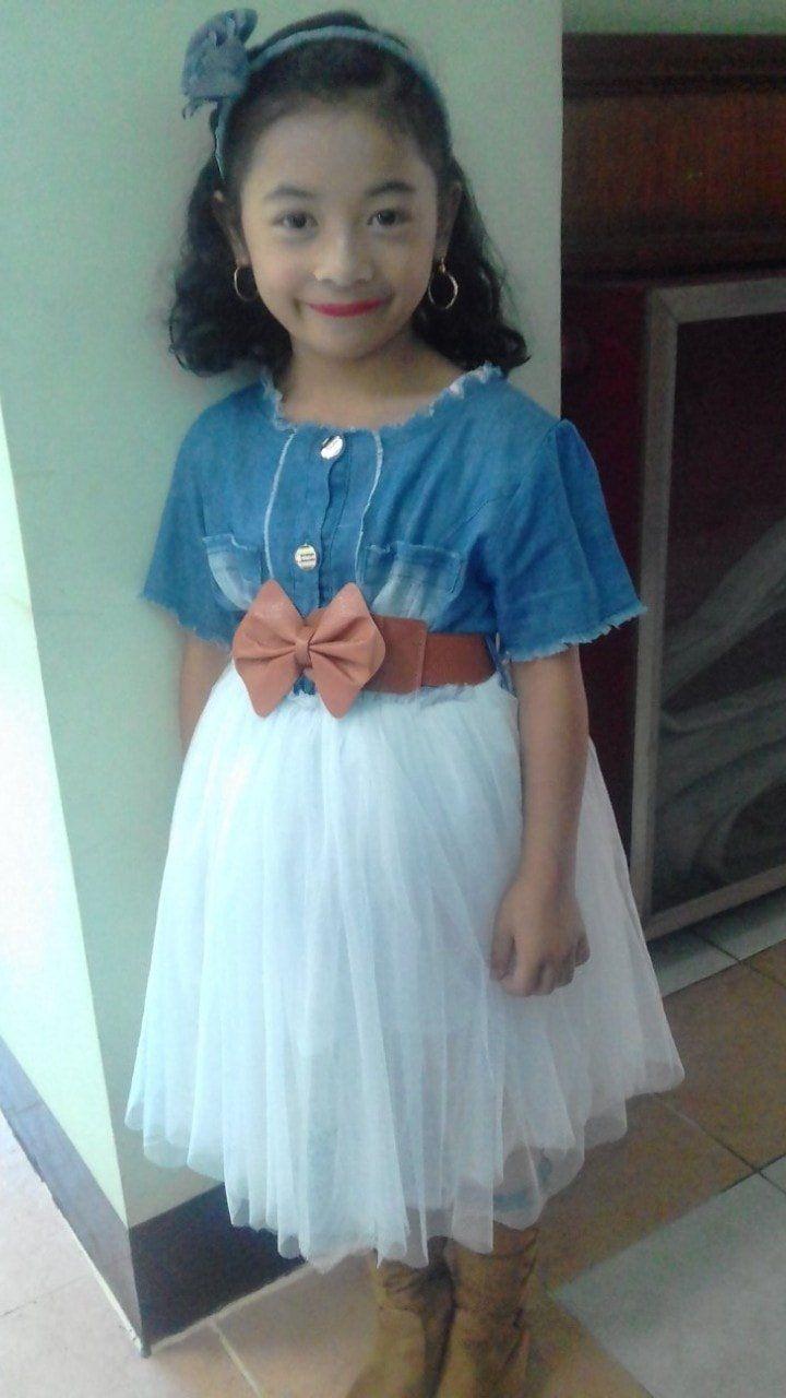 Rsslyn Limited Stocks Sale 4t Girls Denim Dress With Leather Belt Newborn Girl Dresses Girls Denim Dress Toddler Girl Dresses [ 1280 x 720 Pixel ]