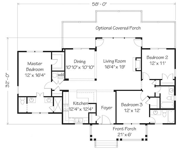 17 best images about house plan design inspiration on for Best southern house plans