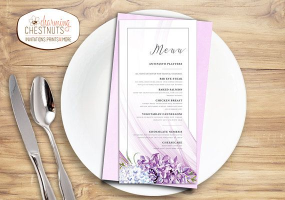 17 Best Ideas About Wedding Planner Book On Pinterest: 17 Best Ideas About Printable Menu On Pinterest