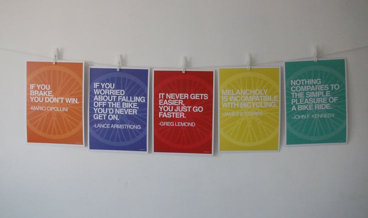 Marc Evans Design: Limited Edition Cycling Prints