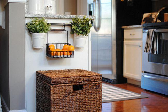 HappyModern.RU   Рейлинги для кухни (50 фото): удобные «вешалки» для полезных мелочей   http://happymodern.ru
