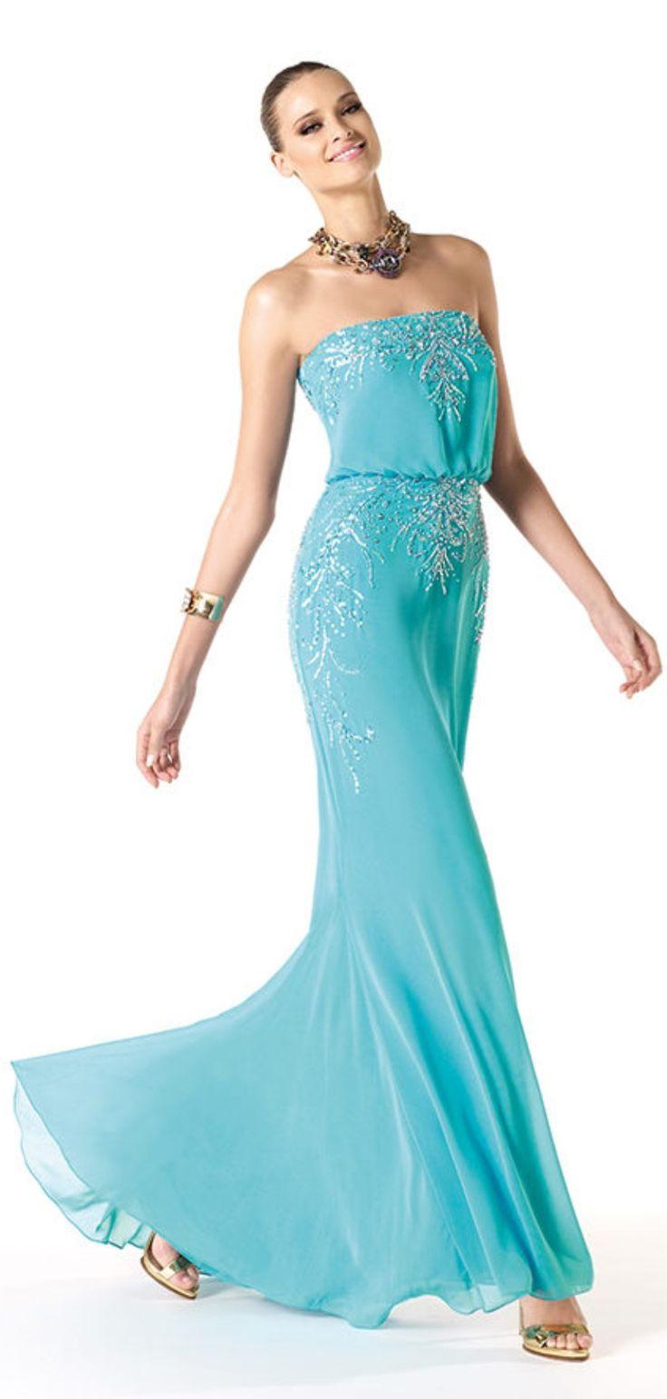 Mejores 81 imágenes de PRONOVIAS en Pinterest | Vestidos de novia ...