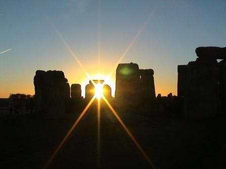 Winter Solstice at Stonehenge image