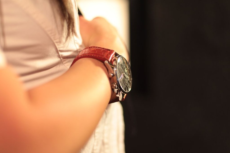 Arm Candy by Carbon8 Timepieces
