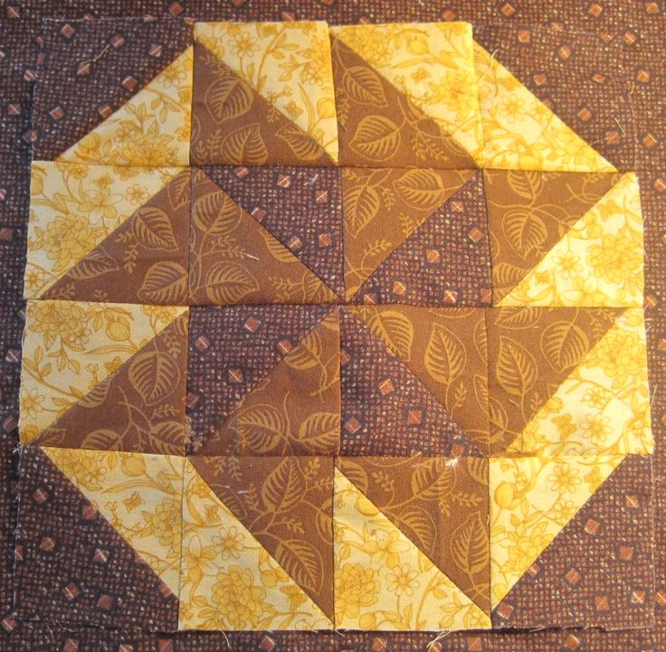 Block 1, I happened upon a blog, Civil War Quilts, which is offering a free block-of-the-week pattern for making blocks to commemorate the Sesquicentennial of the Civil War. In addition to the block pattern, there are interesting stories and pictures of the war – worth checking out even if you don't want to make the blocks.