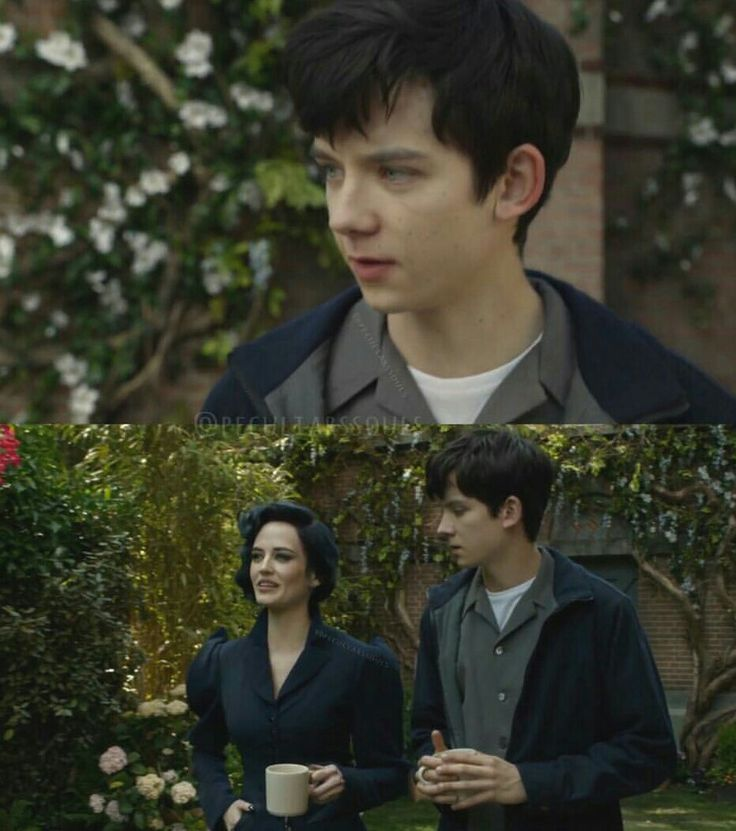 Jacob And Miss Peregrine