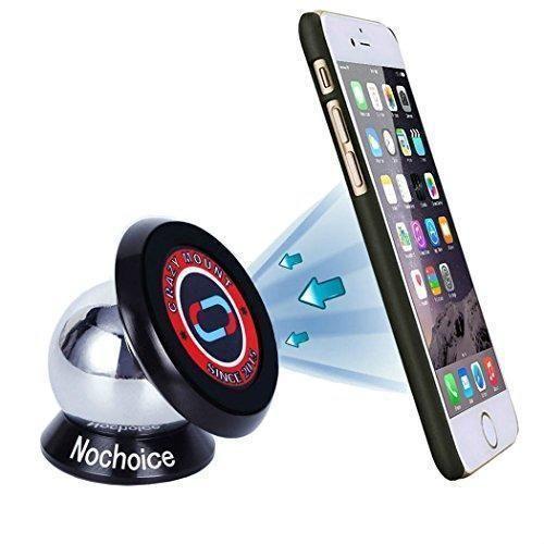 Oferta: 8.77€ Dto: -37%. Comprar Ofertas de Nochoice® magnético para coche Soporte de smartphone para iPhone 6 / 6 Plus /se / 5 / 5S / 5C / 4 / 4S Samsung Galaxy S6 / S5 barato. ¡Mira las ofertas!