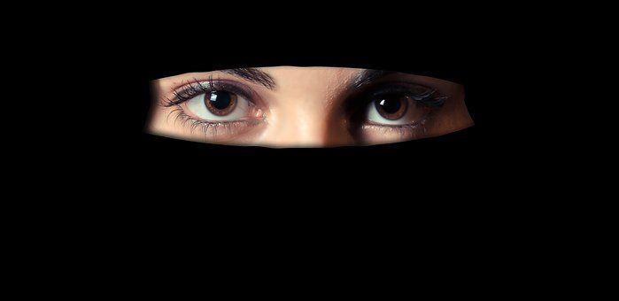 Niqab, Religion, Femme, Musulman