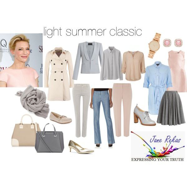 """""""light summer classic"""" by expressingyourtruth on Polyvore"""