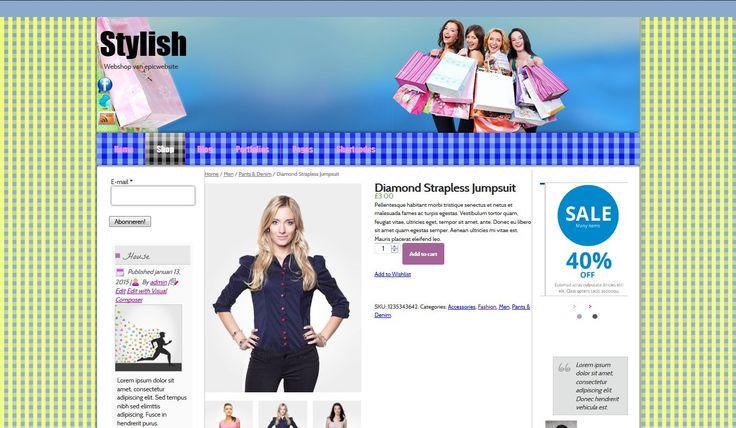 kleding webshop starten