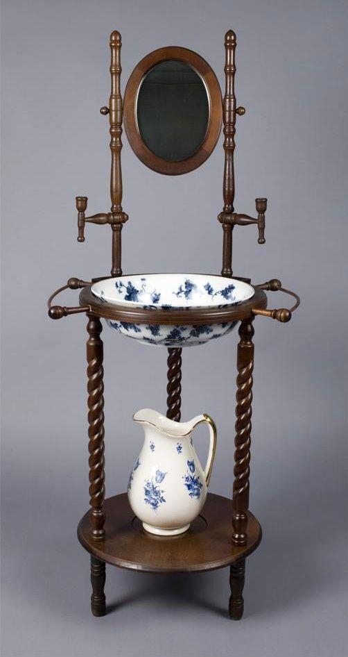 141 best Old Wash Stands images on Pinterest Antique wash stand 10