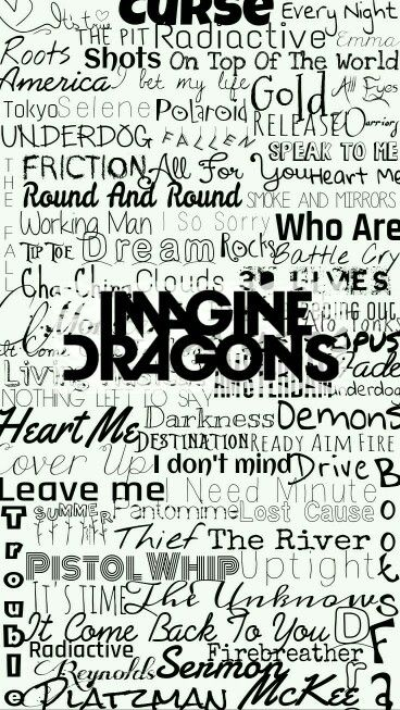 Imagine Dragons Wallpaper ❤ ~AT