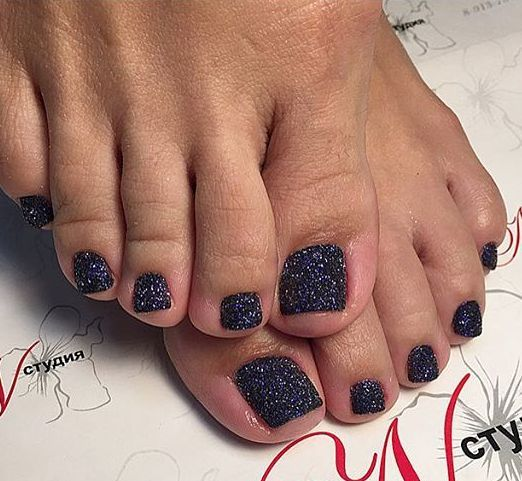 Toe Nail Salon Game For Fashion Girls Foot Nail Makeover: 17 Best Ideas About Black Toe Nails On Pinterest