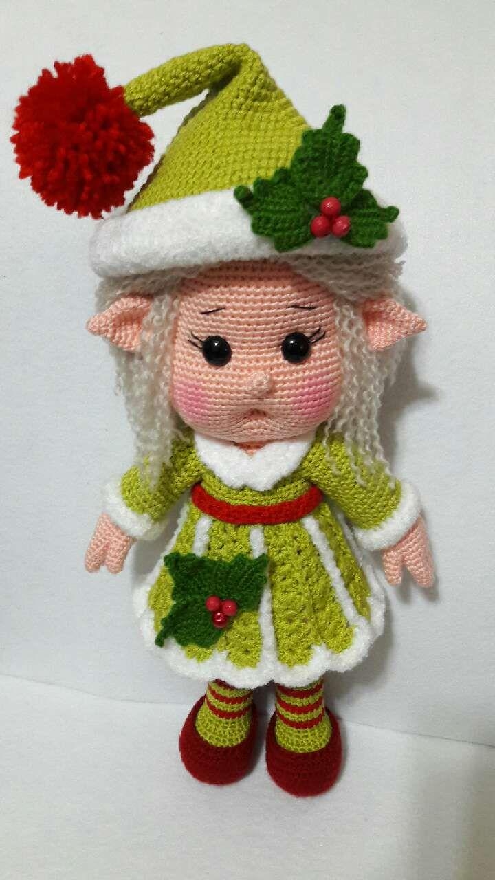 девушка gnome плюшевые игрушки