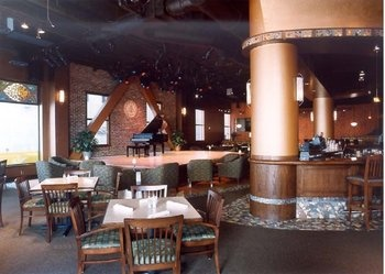 The Union Cabaret and Grille....the bar the floor below Cityscapes (and location of the reception after-party)