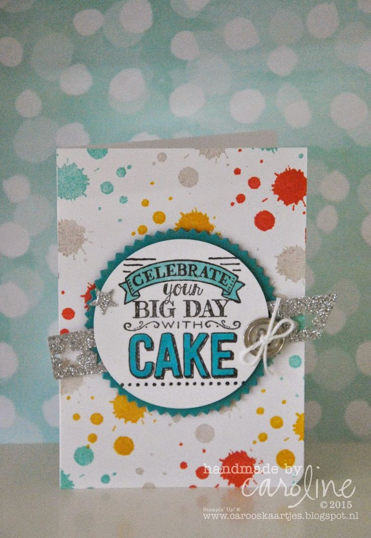 58 best stampin up saleabration 2015 images on pinterest big day stamp set background stamp is from the perpetual birthday calendar kit m4hsunfo