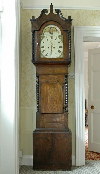 Absolutely Adore Grandfather Clocks Tick Tock Tick