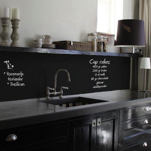 Krijtbord Keuken Ikea : 1000+ images about Keuken – Kitchen on Pinterest New Kitchen Designs