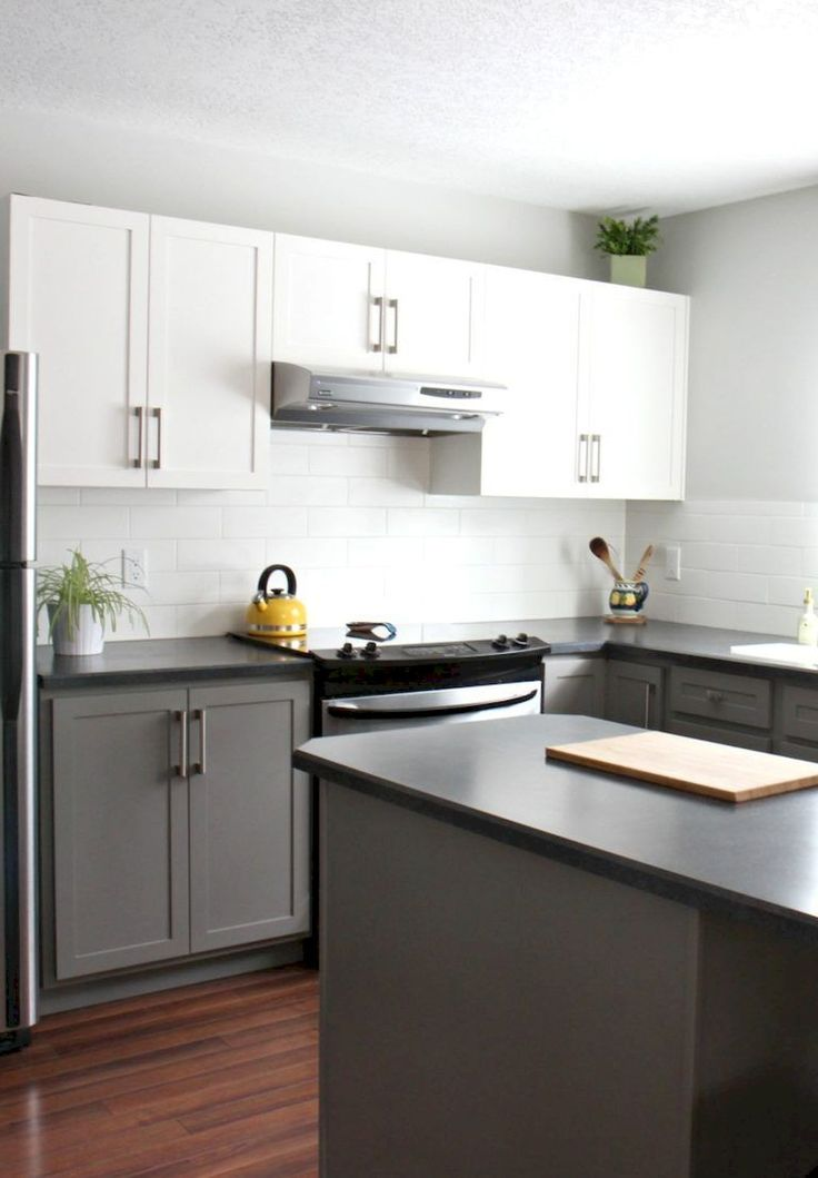 Top 50 Amazing Ideas For Your Kitchen Countertop | Black ...