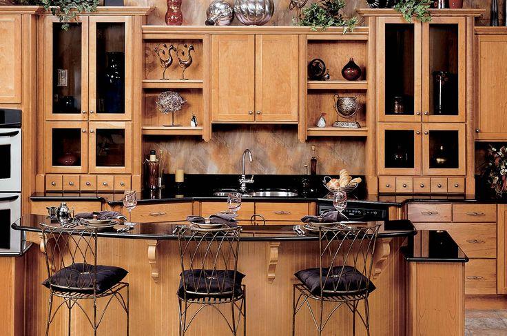 Craftsman style kabinart charming craftsman style for Style kitchen nashville tn