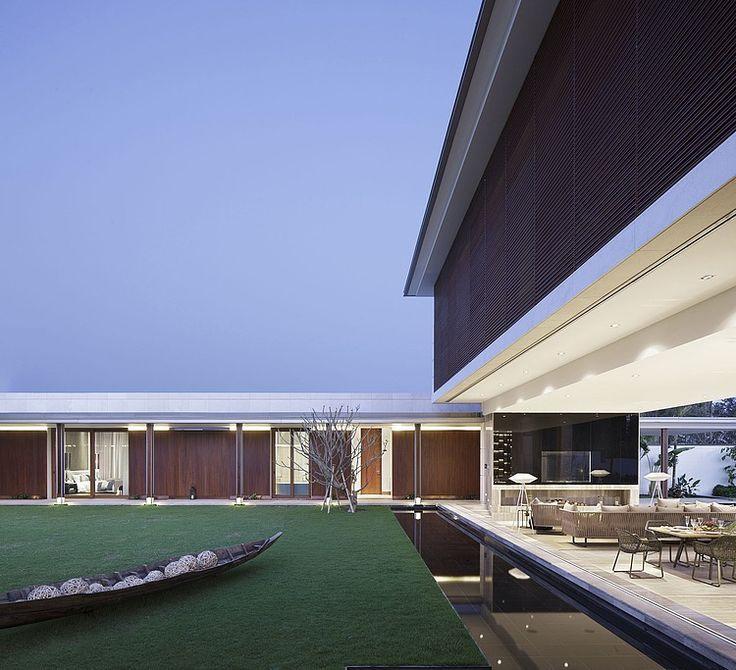 Chenglu Residence by Gad / Hainan Island, China