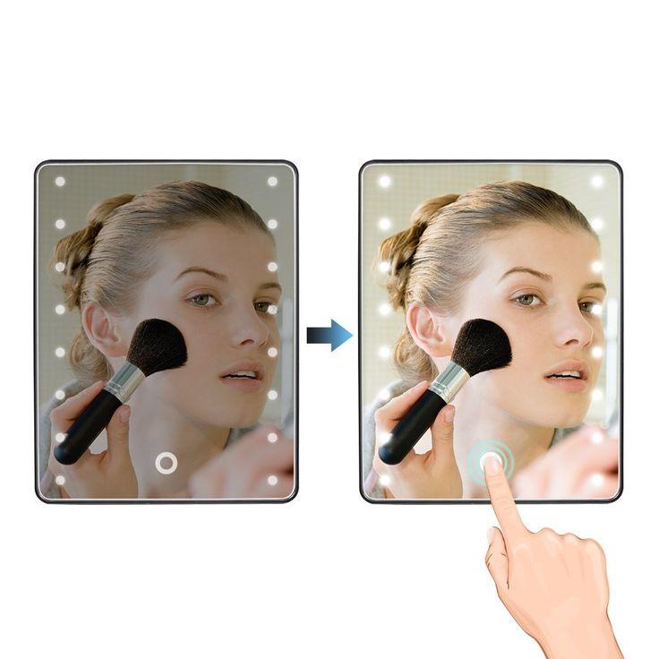 17 beste idee n over make up spiegel op pinterest. Black Bedroom Furniture Sets. Home Design Ideas
