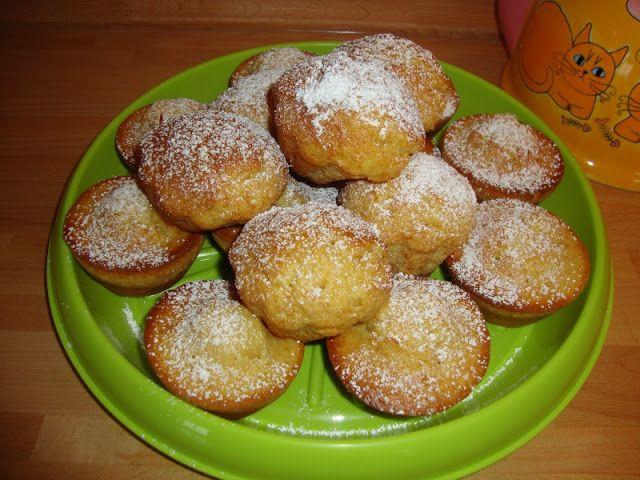 Receitas práticas de culinária: Bolinhos de pudim