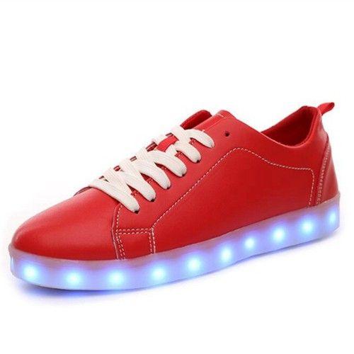 Zapatos LED 2016 Adultos