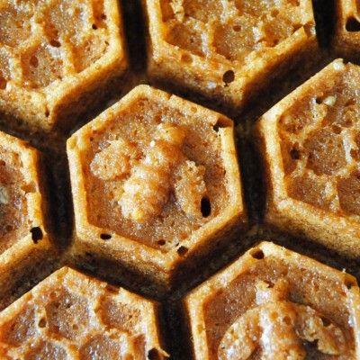 Heerlijk recept voor Honingcake