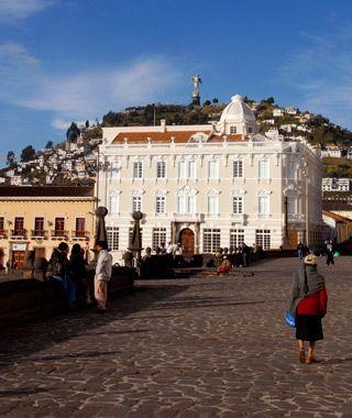 Casa Gangotena, Quito, Ecuador