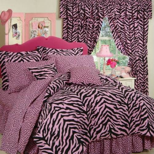 Karin Maki Pink Zebra Bedding - Best Sales and Prices Online! Home Decorating Company has Karin Maki Pink Zebra Bedding