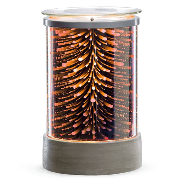 Stargaze Scentsy warmer.  Wickless candles and scented fragrance wax for electric candle warmers and scented natural oils and diffusers