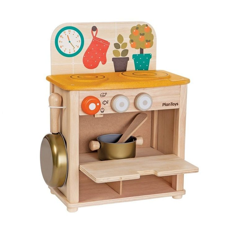 7 best teamson children 39 s wooden toy kitchens play for Kitchen set for 7 year old