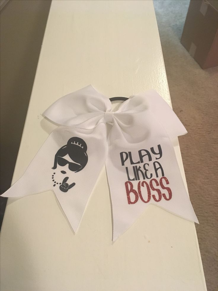 Volleyball Tournament Bows - Play like a Boss!!!